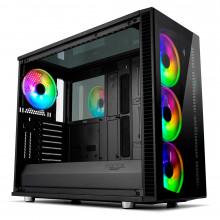 FRACTAL Design Define S2 Vision RGB Noir