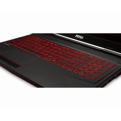 "MSI GL63 8RD-659XFR i7-8750/15.6""/8Gx2/512G+1To/1050/DOS"