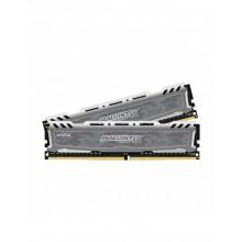 DDR4 3200 Mhz 32 Go 2x16Go BALLISTIXSPORT LT Grey