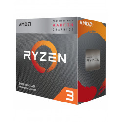 AMD RYZEN3 3200G Socket AM4 3.6Ghz+4MB