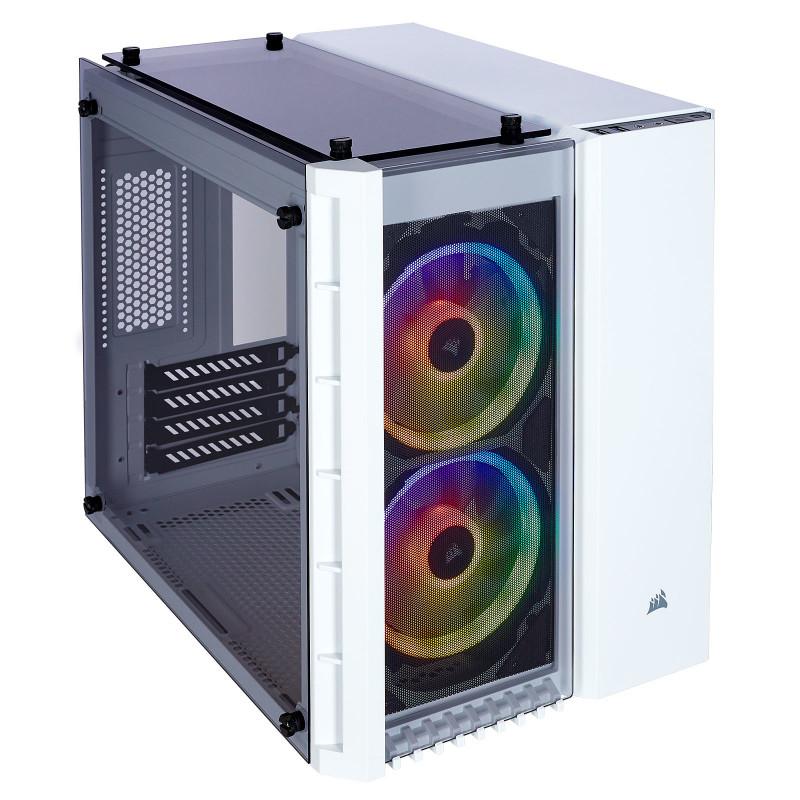 Corsair Crystal 280X RGB (Blanc)