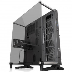 Thermaltake Core P5 Tempered Glass Ti Edition - Space Grey
