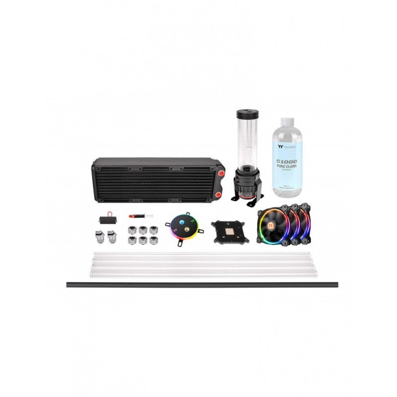 Thermaltake Pacific M360 D5 Kit Watercooling Tube Rigide