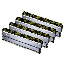 G.Skill Sniper X Series 32 Go (4x 8 Go) DDR4 3200 MHz CL16