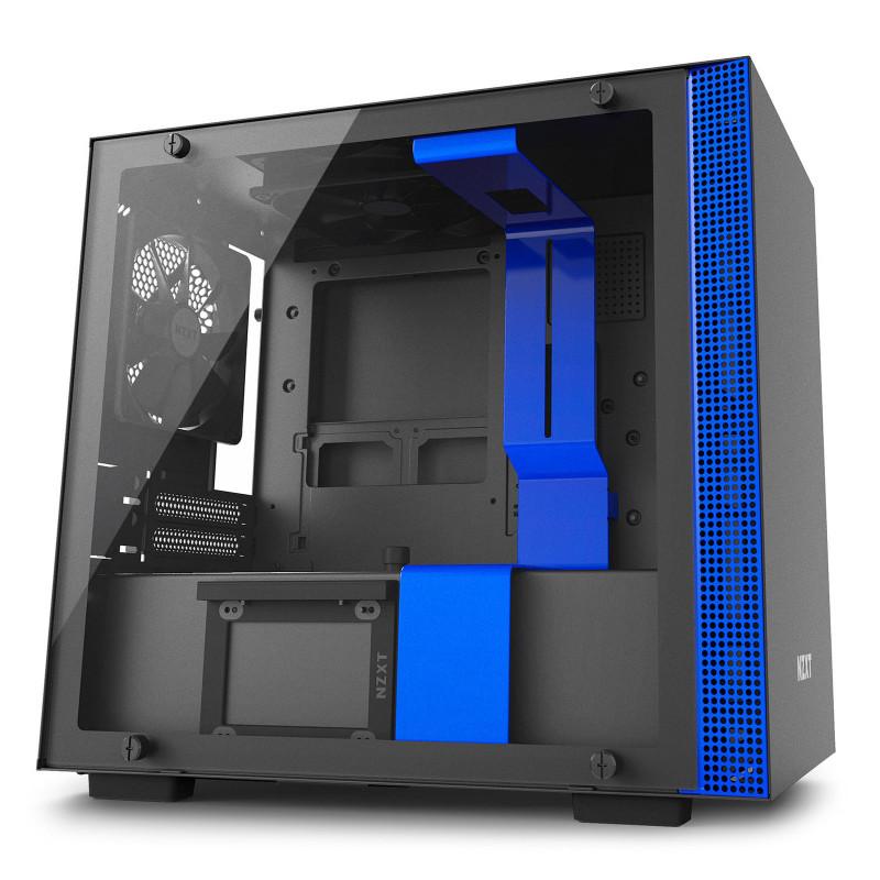 NZXT H200 (noir/bleu)