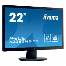 "iiyama 21.5"" LED - ProLite X2283HS-B3"