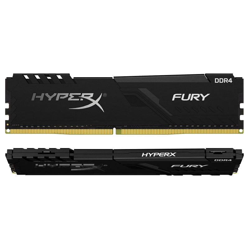 HyperX Fury 16 Go (2 x 8 Go) DDR4 3200 MHz CL16