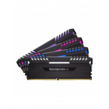 Corsair Vengeance RGB LED Series 32 Go (4x 8 Go) DDR4...