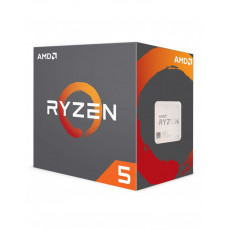 Processeur AMD Ryzen 5 1600X AM4 4Ghz + 16Mo
