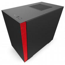 NZXT H210 Noir/Rouge