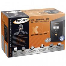Infosec X3 EX LCD USB 2000