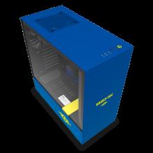 NZXT H500B Vault Boy ATX Bleu Fallout CA-H500B-VB