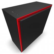 NZXT H710 Noir/Rouge CA-H710B-BR
