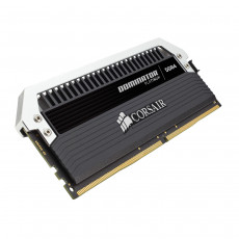 RAM Corsair Dominator Platinum DDR4 4000 MHz 2 x 8Go