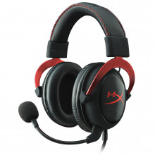 HyperX Cloud II (rouge) KHX-HSCP-RD