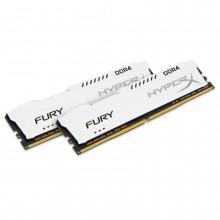 HyperX Fury Blanc 16 Go (2x 8Go) DDR4 3466 MHz CL19 HX434C19FW2K2/16