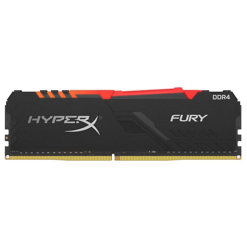 HyperX Fury RGB 16 Go DDR4 3200 MHz CL16