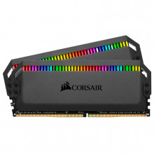 Corsair Dominator Platinum RGB 16 Go (2x 8Go) DDR4 3000 MHz CL15
