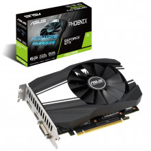 ASUS GeForce GTX 1660 SUPER PH-GTX1660S-O6G