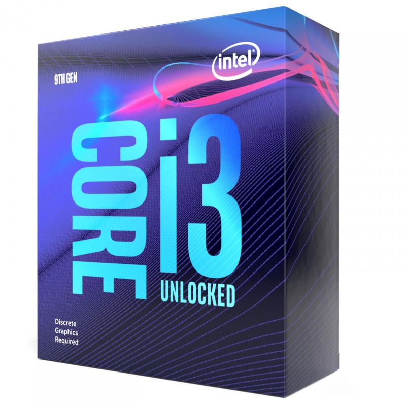 Intel Core i3-9350K (4.0 GHz) BX80684I59350K