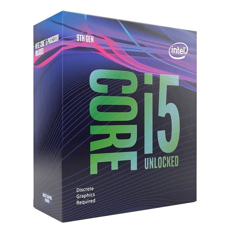 Intel Core i5-9600KF (3.7 GHz / 4.6 GHz) BX80684I59600KF