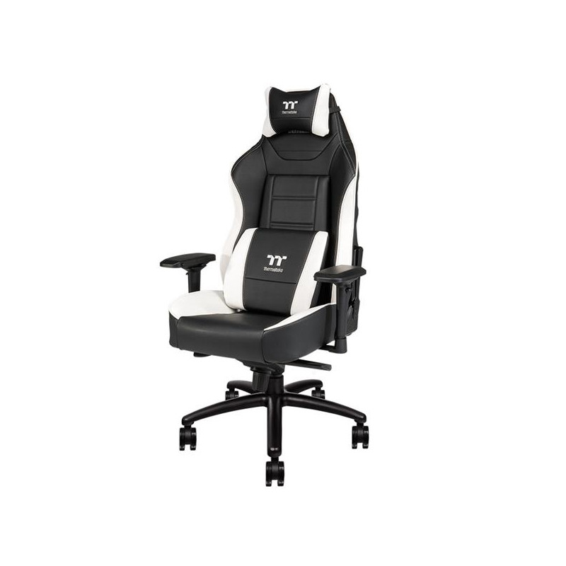 Tt eSPORTS by Thermaltake X-Comfort Black-White