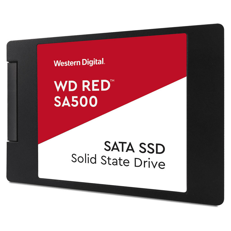 Western Digital SSD WD Red SA500 500 Go