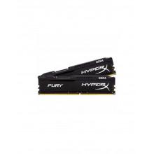 HyperX Fury Black DDR4 2400MHz 2 x 4Go