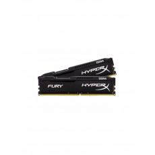 RAM HyperX Fury Black DDR4 2400MHz 2 x 4Go