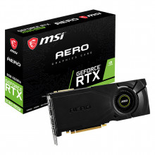 MSI GeForce RTX 2080 SUPER AERO