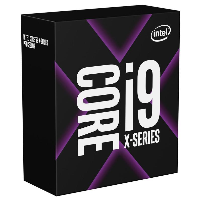Intel Core i9-10900X (3.7 GHz / 4.5 GHz)