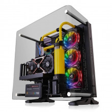 Thermaltake Core P3 TG Curve