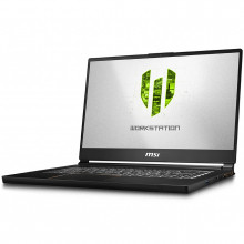 MSI WS65 9TM-874FR Workstation