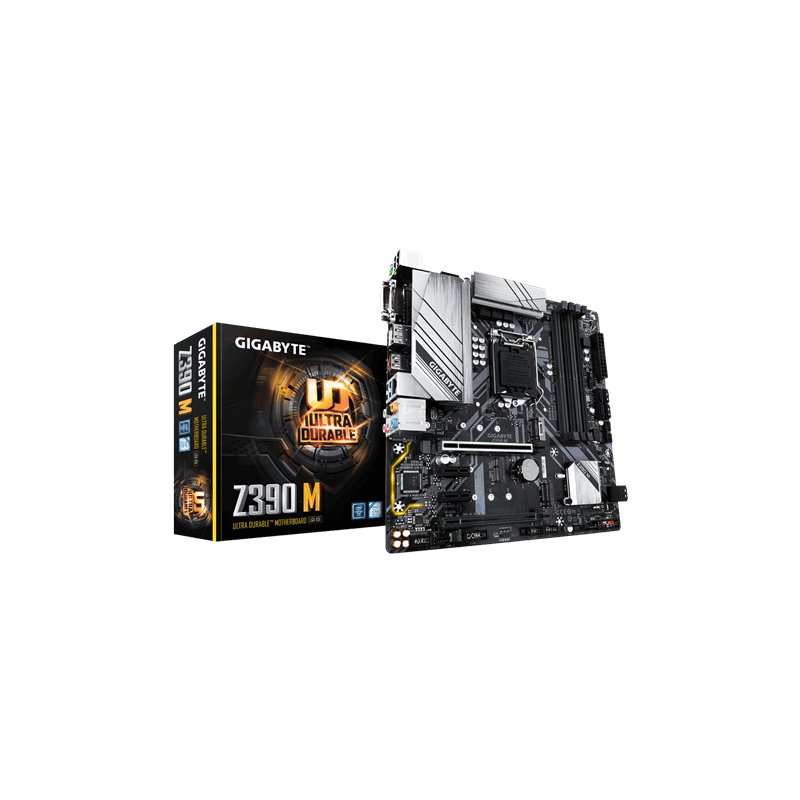 Gigabyte Z390M