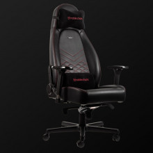 NobleChairs ICON Noir / Rouge