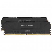 Ballistix Black 8 Go (2 x 4 Go) DDR4 2400 MHz CL16