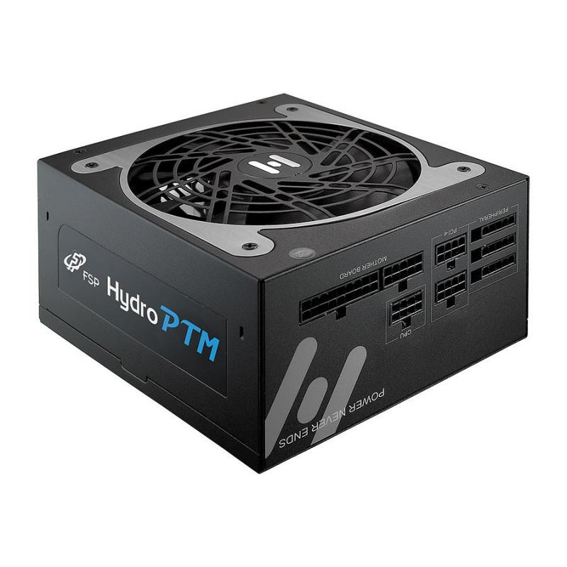 FSP FORTRON Série HYDRO PTM 650W 80+Platinum