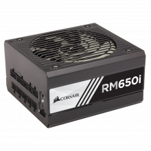 Corsair RM650 iW 80+ Gold 650 Watts