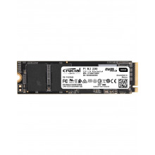 Crucial P1 500Go 3D NAND PCIe