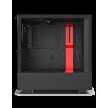 NZXT H510i Noir/Rouge