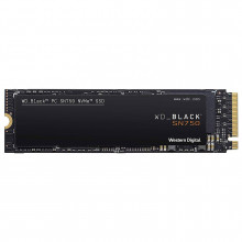 Western Digital SSD WD Black SN750 1 To