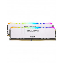 Crucial Ballistix 16Go 2x8Go  3600MHz White RGB
