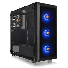 Thermaltake Versa J23 Tempered Glass RGB Edition