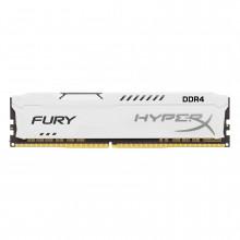 HyperX Fury Blanc 16 Go (1x 16 Go) DDR4 3466 MHz CL19