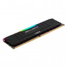 Ballistix Black RGB DDR4 16 Go (2 x 8 Go) 3000 MHz CL15