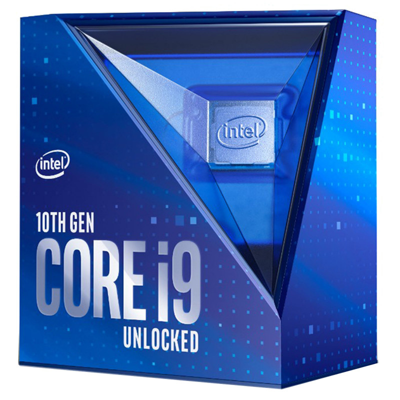 Intel Core i9-10900K (3.7 GHz / 5.3 GHz)
