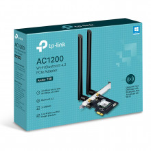 TP-LINK AC1200 Wi-Fi Bluetooth 4.2 PCIE Adapter Archer T5E
