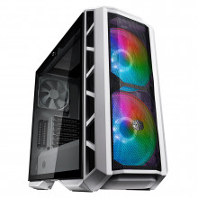 Cooler Master MasterCase H500P Mesh White ARGB Edition