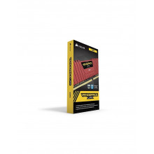 Corsair Vengeance LPX Series Low Profile 4 Go RED DDR4 2400 MHz CL16