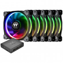 Thermaltake Riing Plus 12 RGB x 5